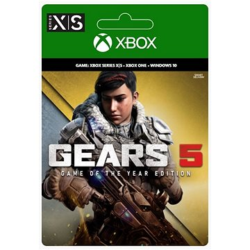Gears 5: Game of the Year Edition - Xbox Digital (G7Q-00120)