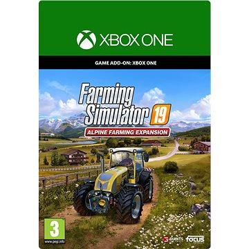 Farming Simulator 19: Alpine Farming Expansion - Xbox Digital (7D4-00599)