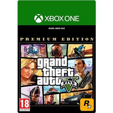 Grand Theft Auto V (GTA 5): Premium Edition - Xbox Digital (7D4-00321)