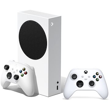 Xbox Series S + 2x Xbox Wireless Controller (RRS-00010)