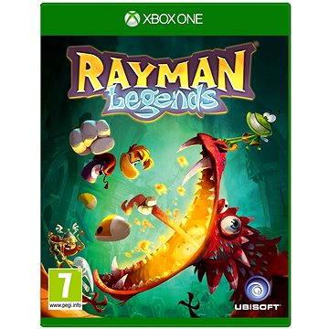 Rayman Legends - Xbox One (3307215774687)