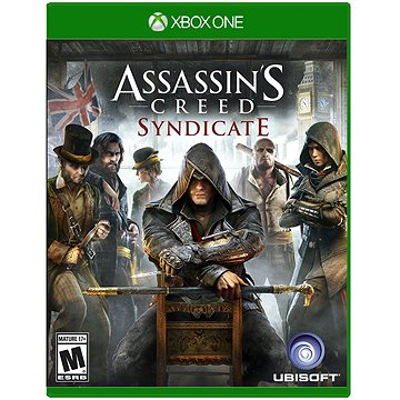 Assassins Creed: Syndicate - Xbox One (3307215893999)