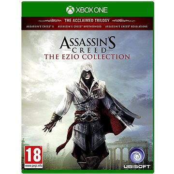 Assassins Creed The Ezio Collection - Xbox One (3307215977606)