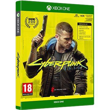 Cyberpunk 2077 - Xbox One (5902367640576)