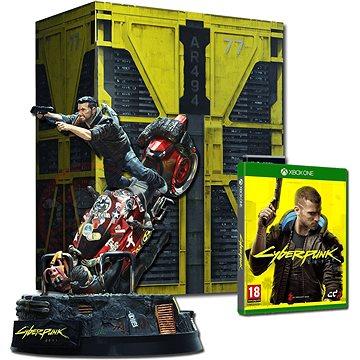 Cyberpunk 2077 Collectors Edition - Xbox One (5902367641238)