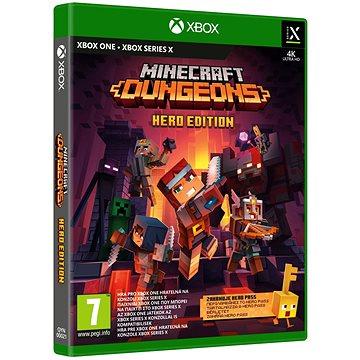 Minecraft Dungeons: Hero Edition - Xbox One (QYN-00021)