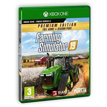 Farming Simulator 19: Premium Edition- Xbox One (3512899123243)