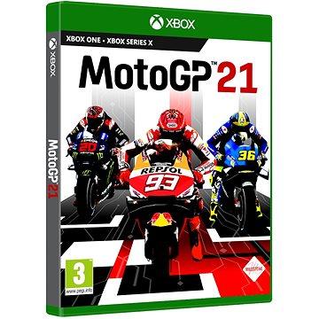 MotoGP 21 - Xbox (8057168502480)