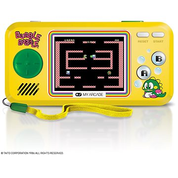 My Arcade Bubble Bobble Handheld (845620032488)