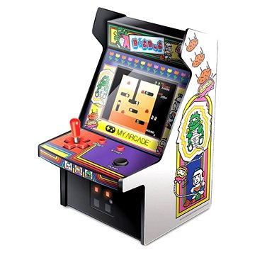 My Arcade Dig Dug Micro Player (845620032211)