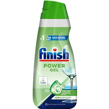 FINISH 0 % Gel do myčky 900 ml (3059946164021)