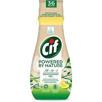 CIF All in 1 Nature Gel na nádobí 640 ml (8710522851203)