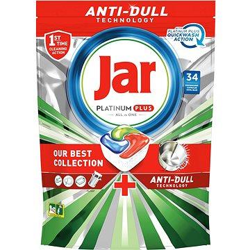 JAR Platinum Plus Cool Blue 34 ks (8001841930947)