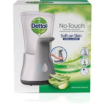 DETTOL Bezdotykový dávkovač mýdla Aloe Vera 250 ml (5997321780351)
