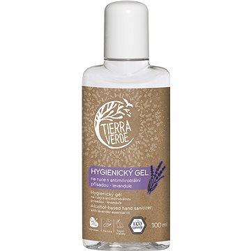 TIERRA VERDE Hygienický gel na ruce Levandule ()