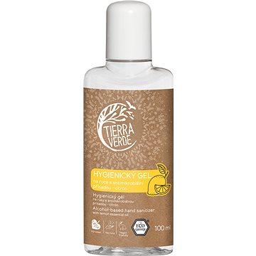 TIERRA VERDE Hygienický gel na ruce Citron ()