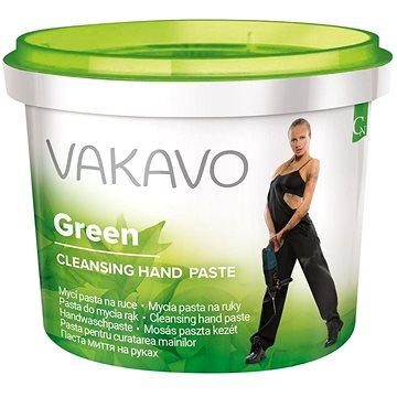 VAKAVO Mycí pasta na ruce Green 500 g (8594011500380)