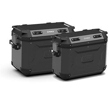 KAPPA Boční hliníkové kufry KFR4837BPACK2 (KFR4837BPACK2)