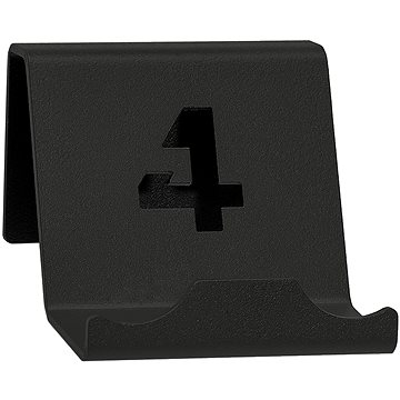 4mount - Wall Mount for Controller Black (5907813300813)