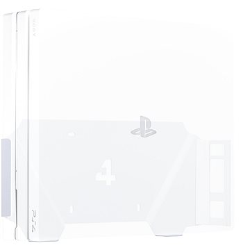 4mount - Wall Mount for PlayStation 4 Pro White (5907813300875)