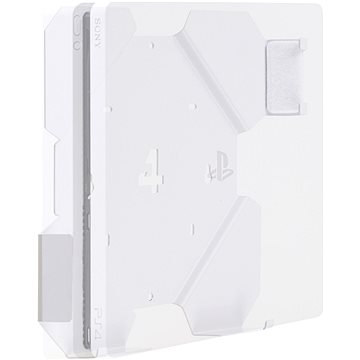 4mount - Wall Mount for PlayStation 4 Slim White (5907813300820)