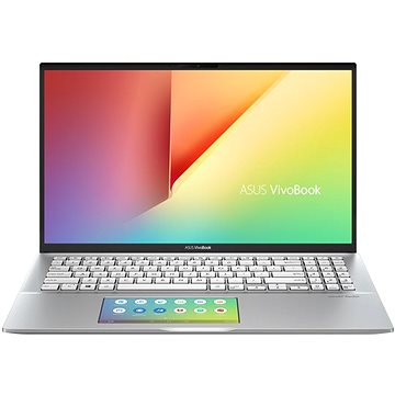 Asus Vivobook S15 S532EQ-BQ066T Transparent Silver kovový (S532EQ-BQ066T)