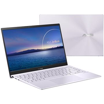 Asus Zenbook 14 UX425EA-BM018T Lilac Mist celokovový (UX425EA-BM018T)