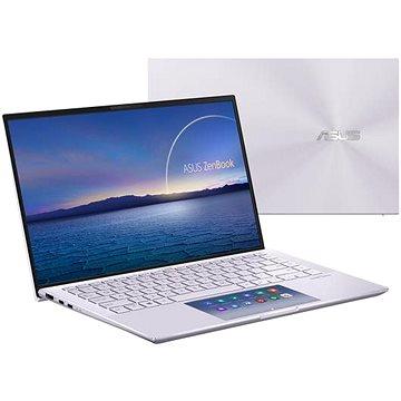 Asus Zenbook 14 UX435EA-A5008T Lilac Mist celokovový (UX435EA-A5008T)