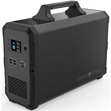 NanoSolar Compactor 2400 2.4kWh (0076032952009)