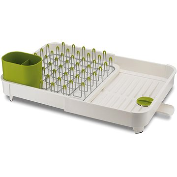 JOSEPH JOSEPH Odkapávač rozšiřovatelný Extend 85071, bílý-zelený (85071)