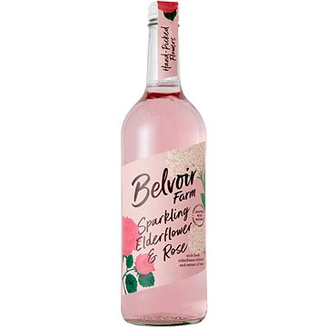 Belvoir Elderflower Rose Presse 0,75l (5022019590117)