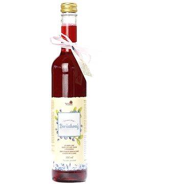 Naturprodukt Sirup borůvkový 500ml (8595026106987)