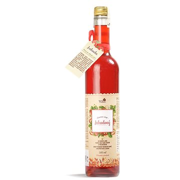 Naturprodukt Sirup jahodový 500ml (8595026106994)