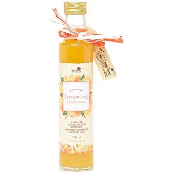 Naturprodukt Sirup pomerančový s kardamomem 250ml (8595026106468)