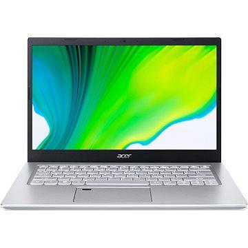 Acer Aspire 5 Pure Silver + Charcoal Black kovový (NX.A50EC.005)