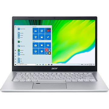 Acer Aspire 5 Pure Silver + Charcoal Black kovový (NX.A50EC.004)
