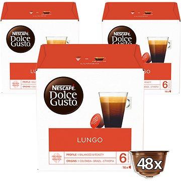 NESCAFÉ Dolce Gusto Caffe Lungo 3 balení (12423697)