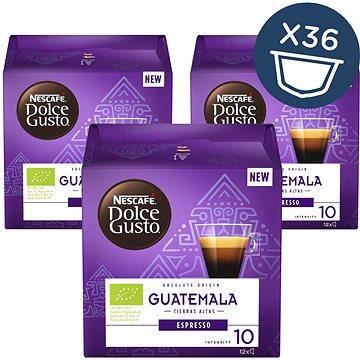 NESCAFÉ Dolce Gusto Guatemala Espresso, 3 balení (7613039837887)
