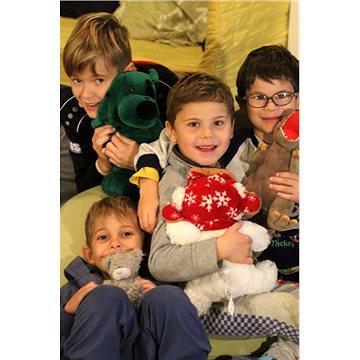 NF Srdce na dlani - motivační program pro děti z dětských domovů