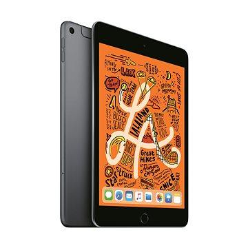 iPad mini 64GB Cellular Vesmírně šedý 2019 (MUX52FD/A)