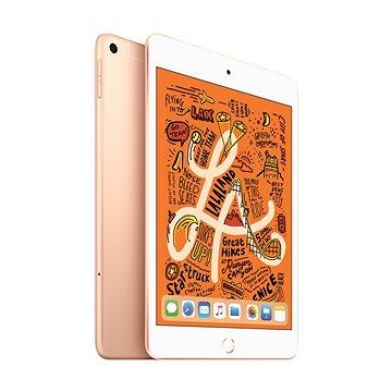 iPad mini 256GB Cellular Zlatý 2019 (MUXE2FD/A)