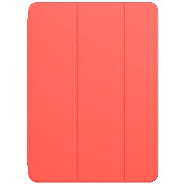 """Apple Smart Folio na iPad Pro 11"""" (2. generace) – citrusově růžový (MH003ZM/A)"""