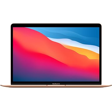 "Macbook Air 13"" M1 US Zlatý 2020 (132011-Z12B-CTO13)"