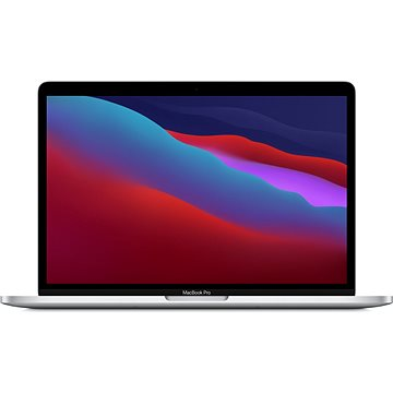 "Macbook Pro 13"" M1 CZ 2020 Stříbrný (Z11D00049)"