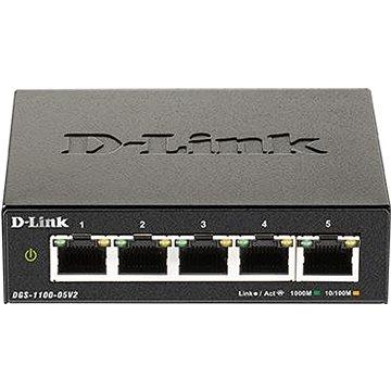 D-Link DGS-1100-05V2 (DGS-1100-05V2/E)