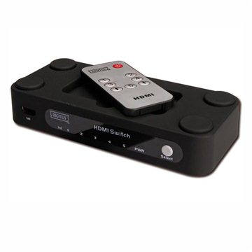 PremiumCord Externí HDMI Switch 5000 (khswit51)