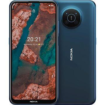 Nokia X20 Dual SIM 5G 128GB modrá