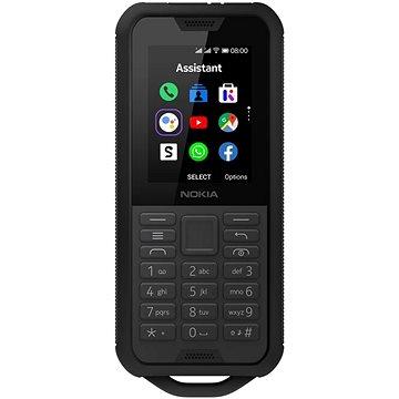 Nokia 800 4G Dual SIM černá (16CNTB01A02 )
