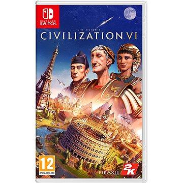 Sid Meiers Civilization VI - Nintendo Switch (5026555067638)