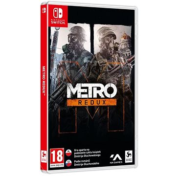 Metro Redux - Nintendo Switch (4020628740672)
